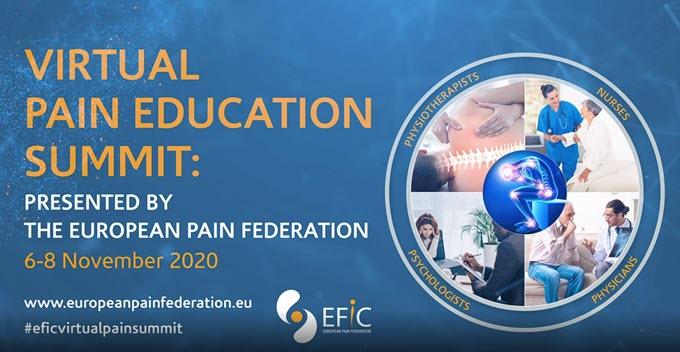 EFIC virtual pain education summit